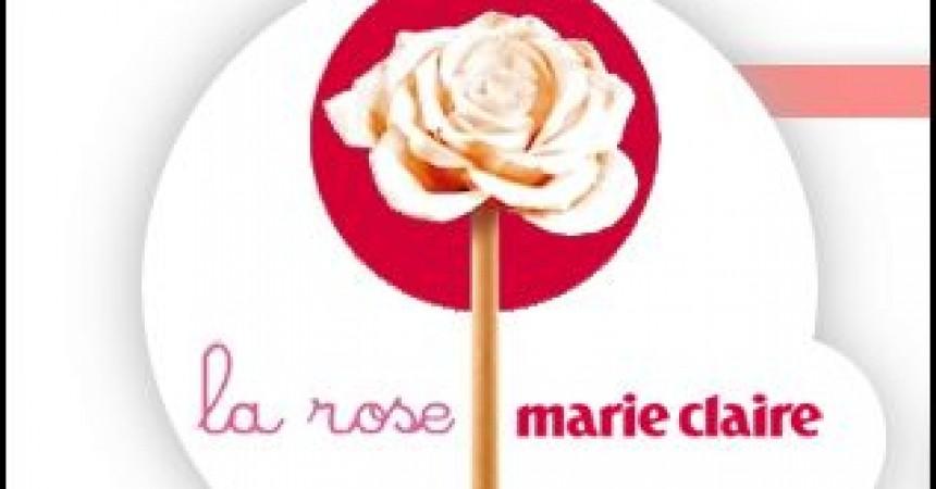 Les Quatre Temps s'engage pour la Rose Marie-Claire