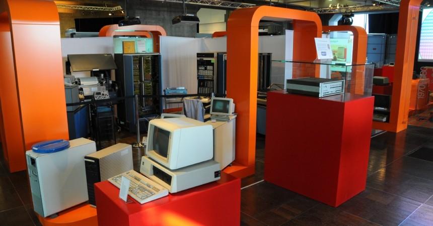 Le musée de l'Informatique sur le point de quitter le Toit de l'Arche