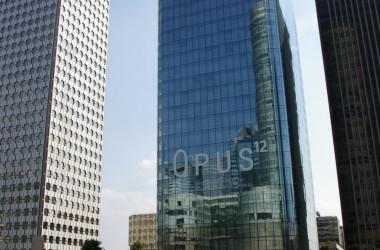 AGF s'installe dans Opus 12