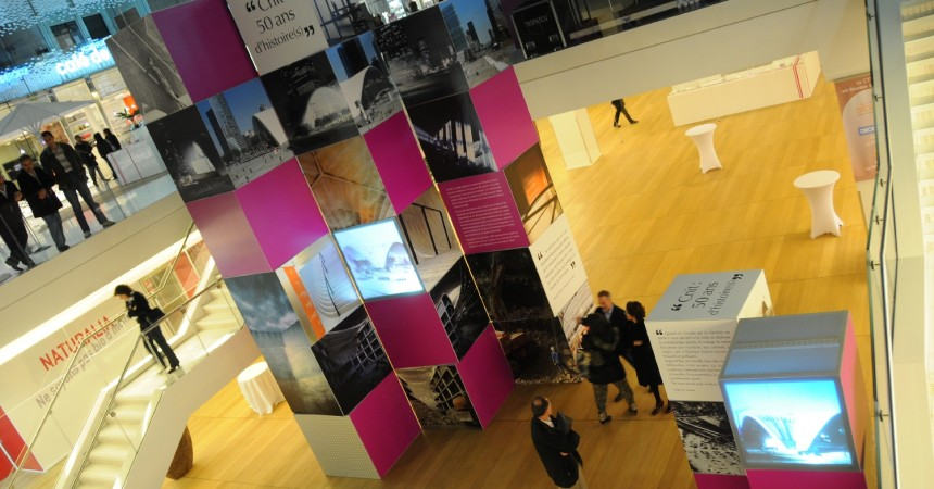 CNIT, 50 ans l'expo