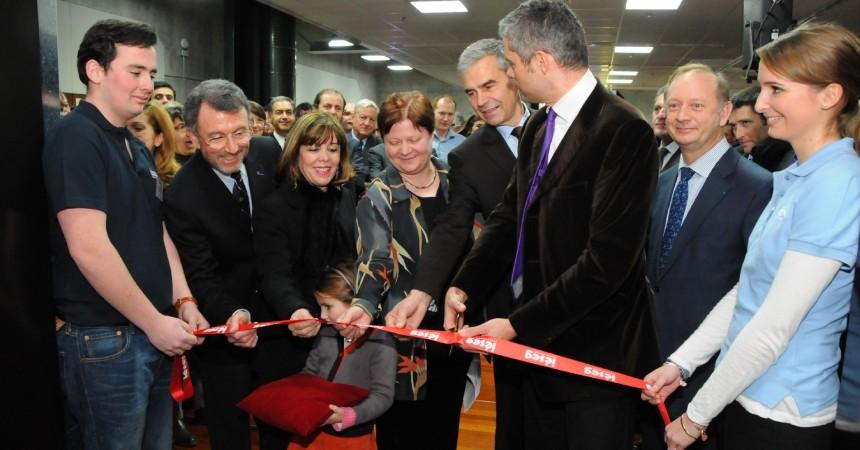 L'IÉSEG ouvre son campus à la Grande Arche