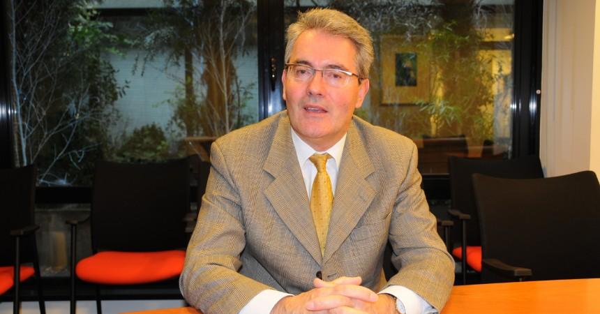 Interview de Bernard Romain, directeur de l'EPGD