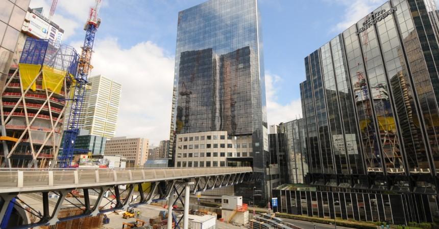 Wipro prend 1 048 m² dans la tour Prisma