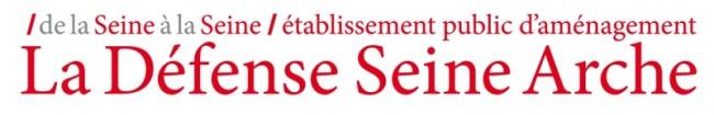 Logo de La Défense Seine-Arche
