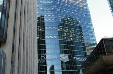 Dexia acquiert la tour CBX