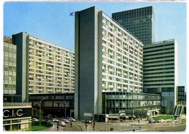 L'immeuble Bellini