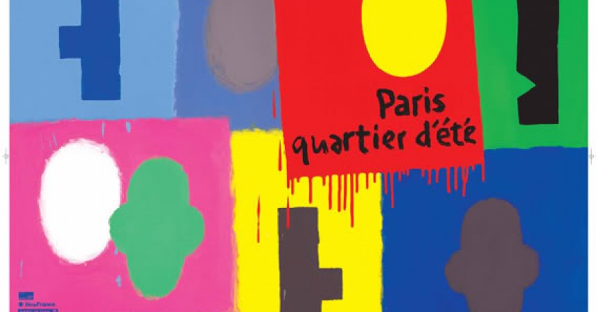 Paris Quartier d'Eté