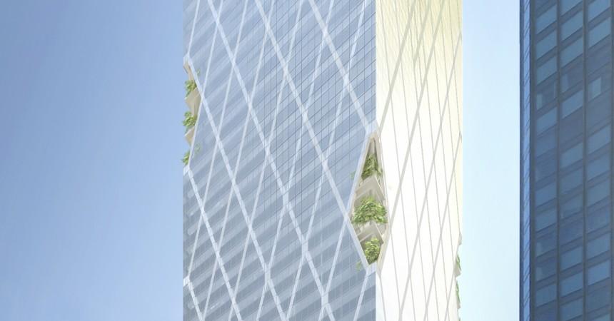La tour Generali construite par un autre investisseur ?