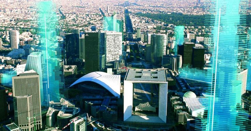 Une nouvelle tour à La Défense
