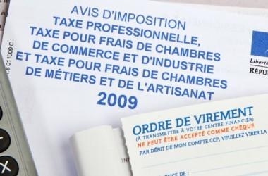 Fin de la taxe professionnelle