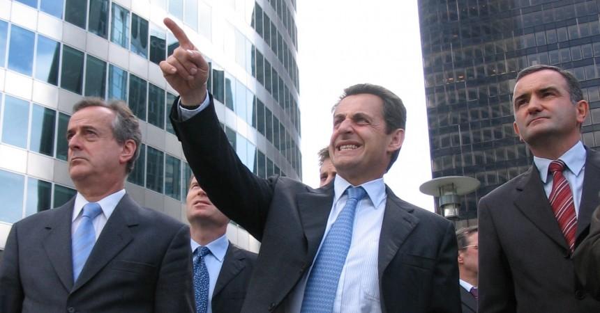 Nicolas Sarkozy annoncera 1 million de nouveaux m² à La Défense