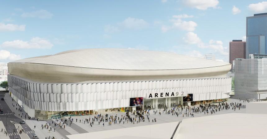 L'Arena 92 ne fait plus l'objet d'aucun recours