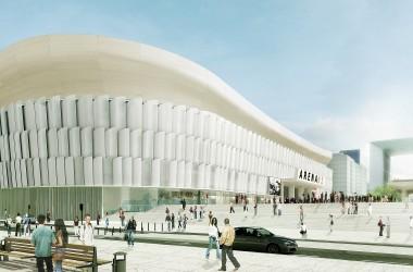 Le stade du Racing Métro 92 présenté aux habitants le 1er mars