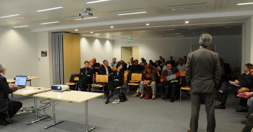 Forum Défensien le 8 décembre 2009