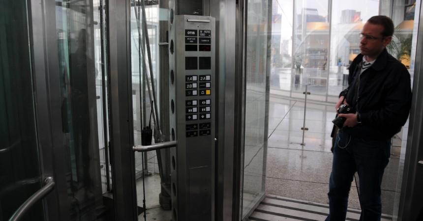 Un audit sur les raisons de la panne des ascenseurs panoramiques