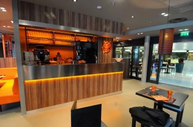Les restaurants du CNIT prennent des vacances
