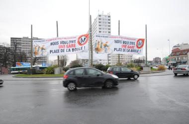 Nanterre veut une station du métro Grand Paris Express à la place de La Boule