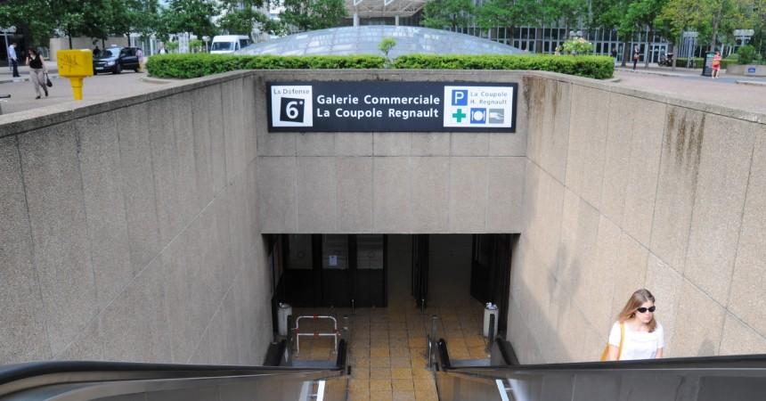 La galerie de la Coupole fermera normalement le 24 décembre