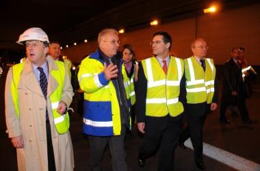 32 millions d'euros pour les travaux du tunnel de La Défense