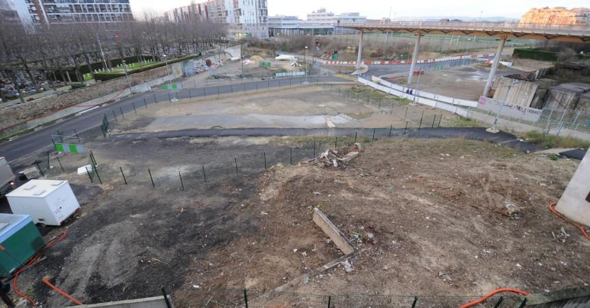 L'EPADESA lance un appel pour les droits à construire de deux bâtiments