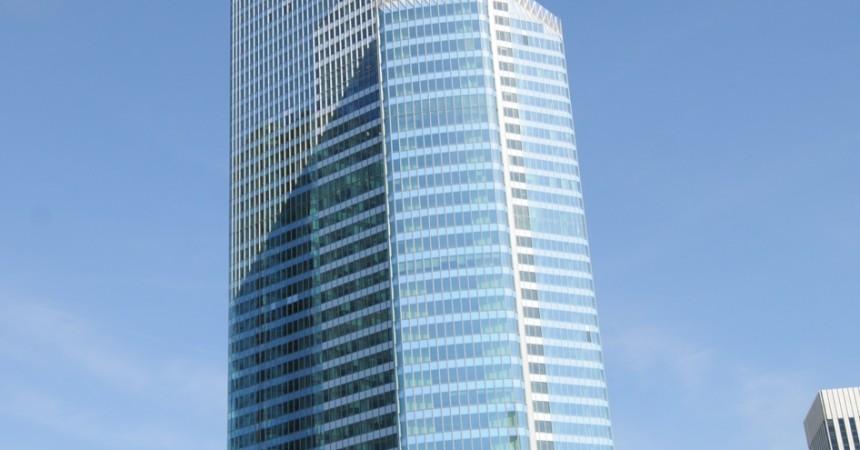 Les premiers salariés d'Ernst & Young sont arrivés dans First