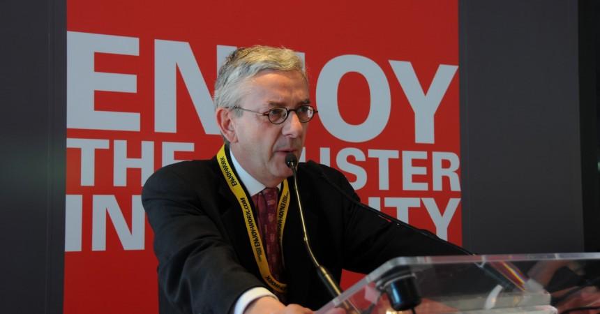Philippe Chaix, nommé directeur de l'EPADESA