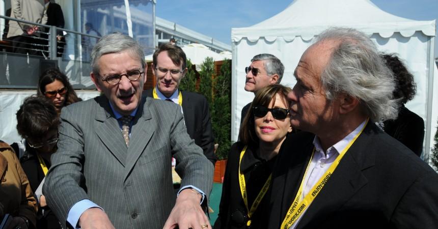 Joelle Ceccaldi Reynaud et Patrick Jarry font le point du plan de Renouveau