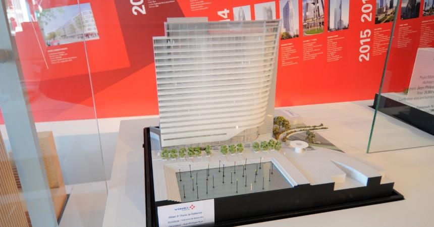 Vers un redémarrage du projet de l'hôtel de Vinci-Immobilier
