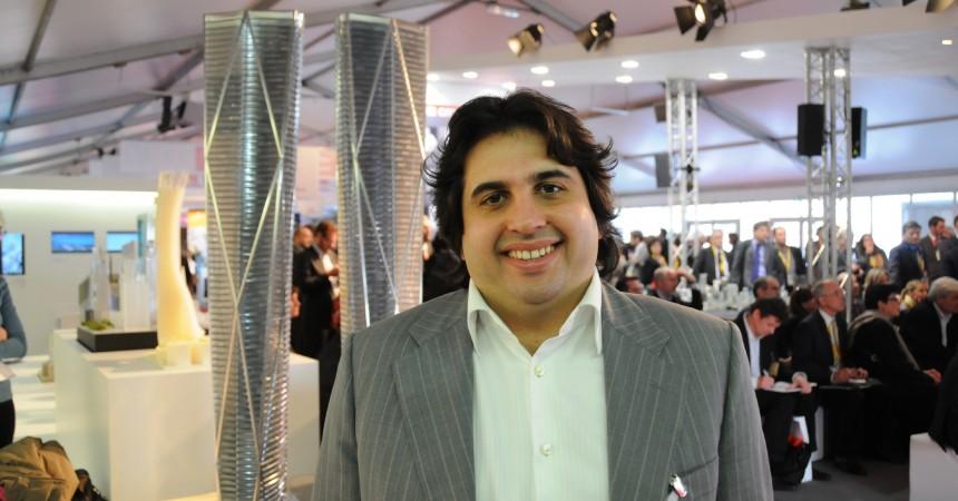 Emin Iskenderov répond à nos questions sur le projet Hermitage