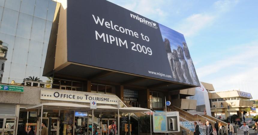Le MIPIM ouvre ses portes à Cannes