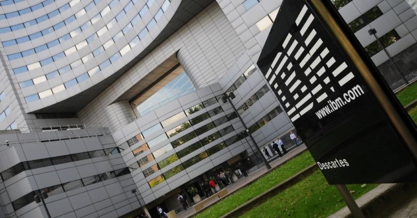IBM va quitter la tour Descartes en septembre 2009