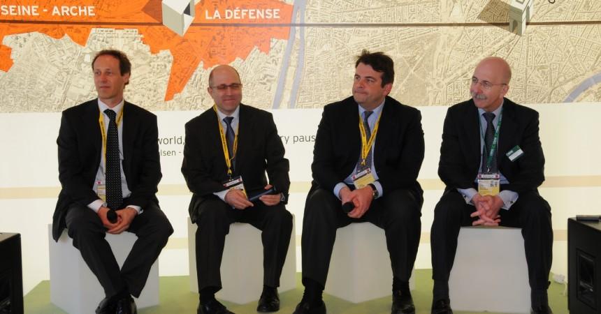 Présentation des trois équipes lauréates pour l'aménagement du Faisceauà Nanterre