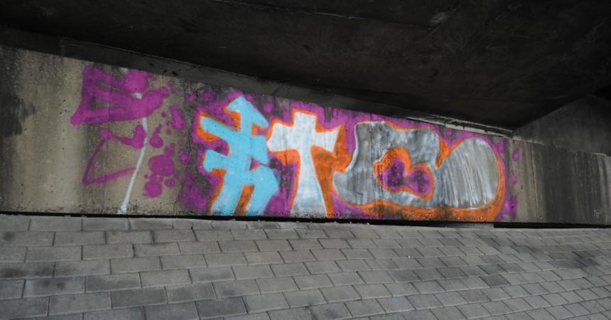 Tags et graffitis vont devenir la «bête noire» de Defacto