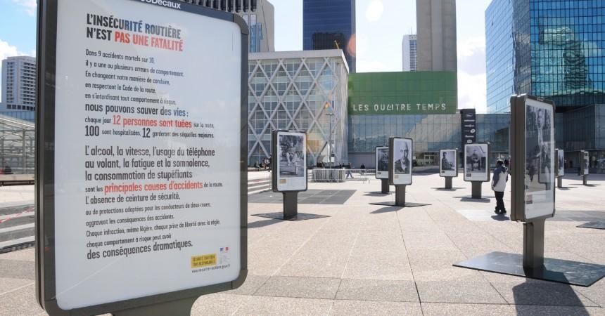 La Sécurité Routière présente l'exposition «Survies»