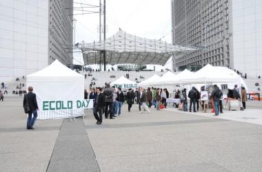 Festival Ecolo Day sur le Parvis