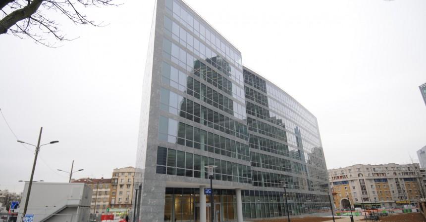 La Société Générale prend la totalité de l'immeuble Adamas