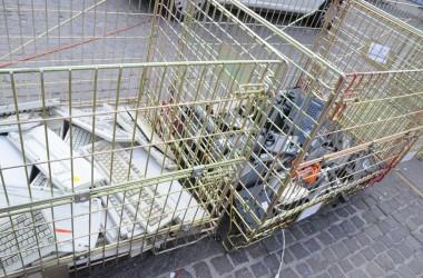 Vos anciens appareils collectés sur parvis de La Défense