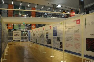 Le projet «Axe Majeur» présenté au CNIT