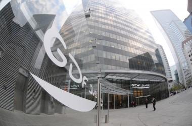 GDF SUEZ s'installe dans T1 et B Building