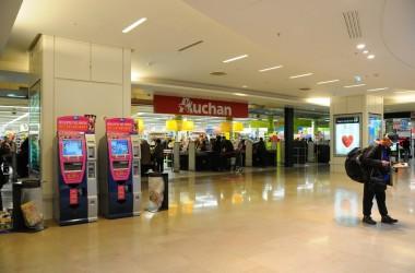 Auchan La Défense s'agrandit