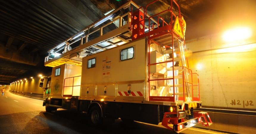 Calendrier des fermetures nocturnes du tunnel de Nanterre – La Défense
