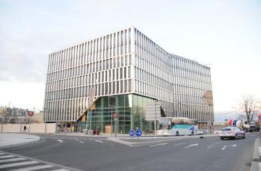 L'EPADESA prend ses quartiers dans l'immeuble Via Verde