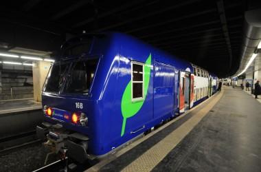 De nouvelles rames sur la ligne U du Transilien