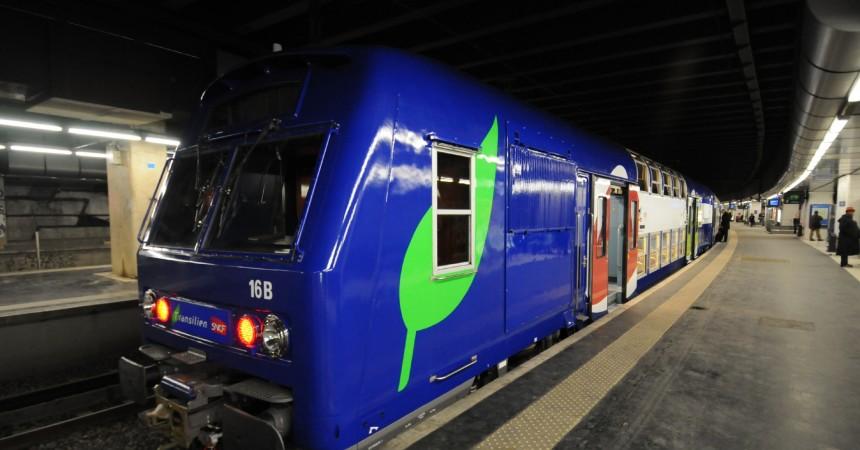 Plus de train entre La Défense et la Verrière pendant plusieurs semaines