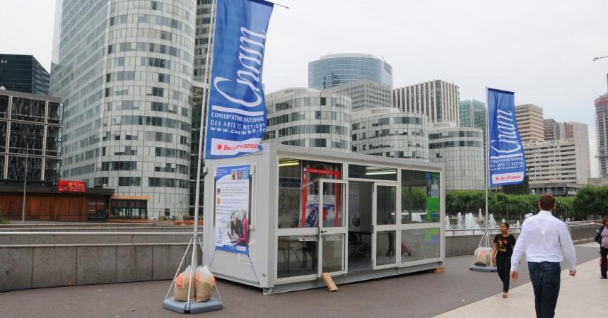 La CNAM installe un bureau à La Défense