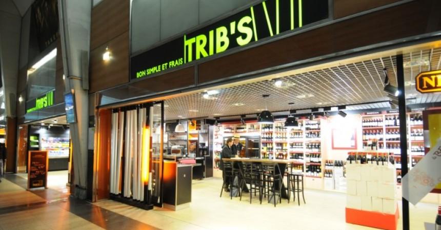 Trib's s'installe dans la gare Cœur Transport