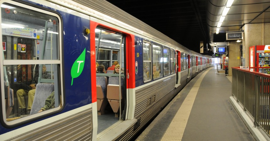 Des travaux sur les lignes L et U entre La Défense et Saint-Cloud