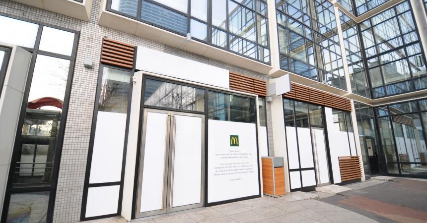 Le Mc Café bar et Salades Live de La Défense ferme définitivement