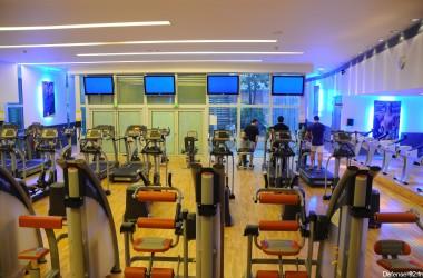 Fitness Park, nouvelle sport à La Défense