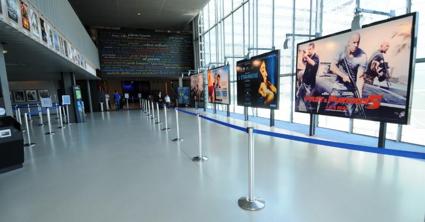 L'UGC Ciné Cité La Défense souffle ses cinq bougies